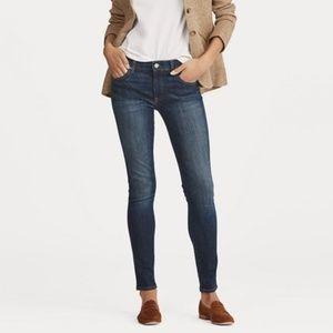 Polo Ralph Lauren Tompkins Skinny Blue Jeans | 28